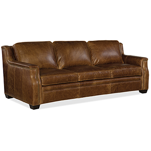 Yates Brown Stationary Sofa