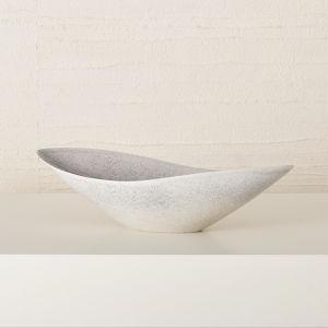 Grey Seven-Inch Bowl