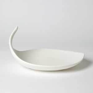 Matte White 11-Inch Bowl