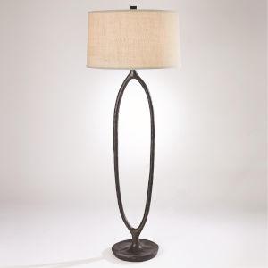 Ellipse Bronze Floor Lamp