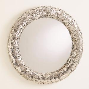 Gypsy Nickel 40-Inch Coin Mirror