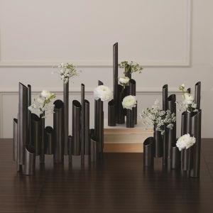 Bronze 10-Inch Multi Pipe Vase