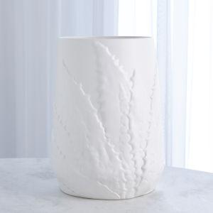 Studio A Home White Large Agave Vase