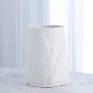 Studio A Home White Small Agave Vase