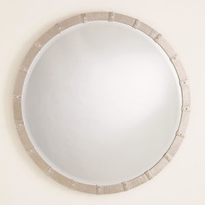 Galleon Nickel 42-Inch Mirror