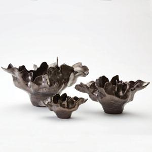 Meteor Medium Bronze Bowl