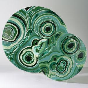 Malachite Green Large Charger