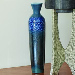 Sapphire Ombre Small Vase