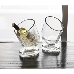 Clear Wine Chiller