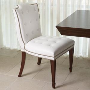 Atlanta White Chair