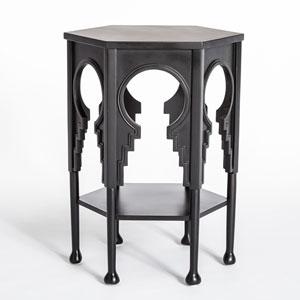 Jacobean Ebony Table