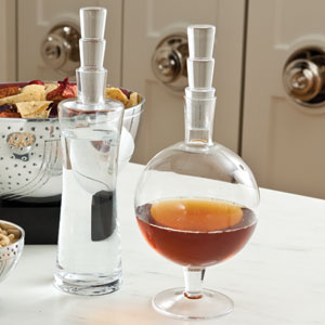 Clear Ollie Decanter Only
