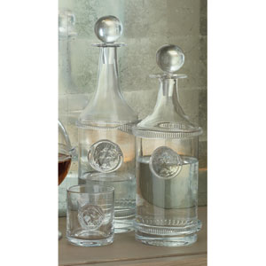 Leo Tall Decanter