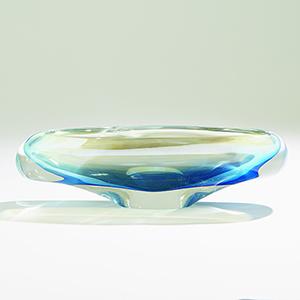 Canoe Blue Gelp Bowl
