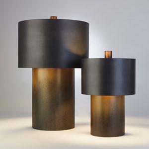 Studio A Large Tortoise Drum Lamp