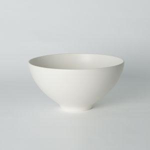 Studio A Palma Matte White Bowl