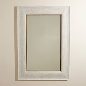 Studio A Toile Linen Mirror