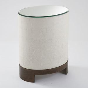 Studio A Ellipse Accent Table