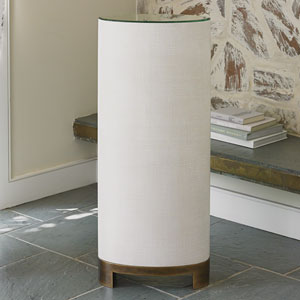 Studio A Ellipse Pedestal