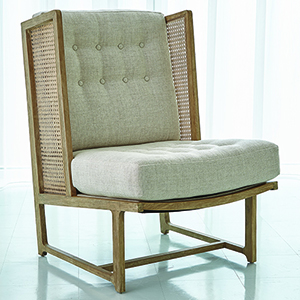 Studio A Palm Desert Wing Chair