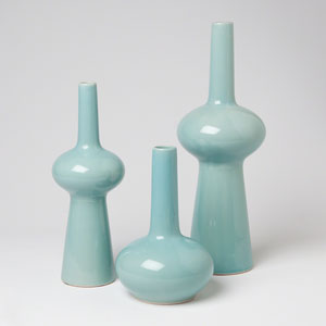 Studio A Lunar Iceberg Small Vase