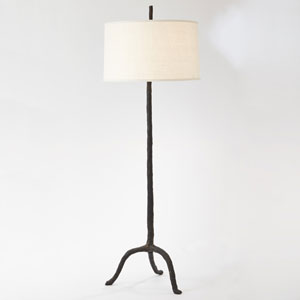Studio A Walking Stick One-Light Floor Lamp