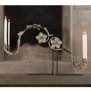 Studio A Seville Relic High Candleholder