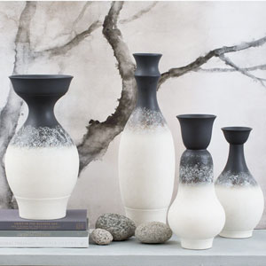 Studio A Mykonos Ombre Medium Vessel