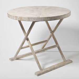 Studio A Driftwood Loft End Table