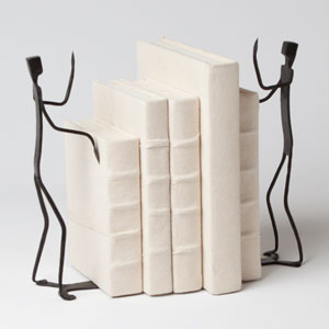 Studio A Shadow Bookends