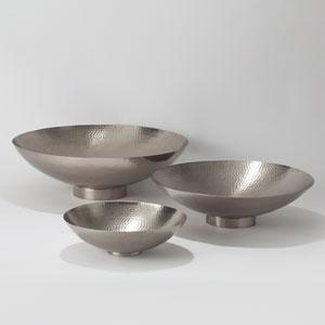 Studio A Indira Antique Nickel Small Bowl