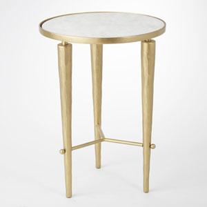 Studio A Jasper Brass Accent Table