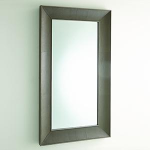 Studio A Churchill Grey Floor Mirror