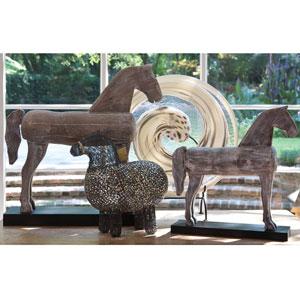 Folk Art Large Horse