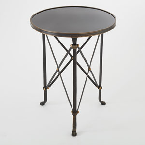 Directoire Iron Table