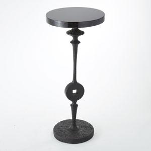 Artisan Square Peg Accent Table