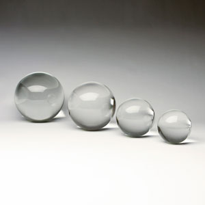 Crystal 4-Inch Sphere