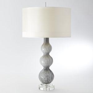 Cloud Light Gray One-Light Lamp