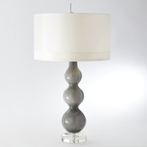 Cloud Dark Gray One-Light Lamp