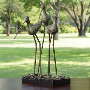 Sandhill Verdi Cranes
