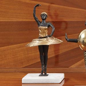 Bauhaus Pirouette Figurine