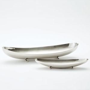 Boat Nickel Small Bowl