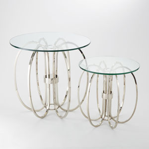Oval Ring Small Table