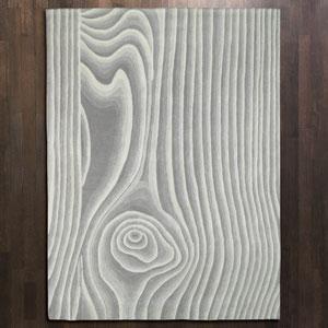 Wood Grain Rectangular: 5 Ft. x 8 Ft. Area Rug