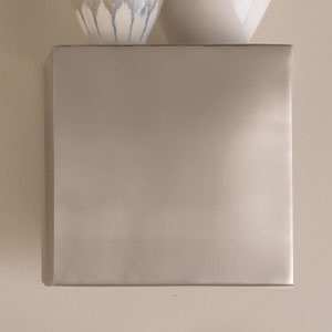 Stainless Steel Wall Cube