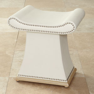 Sultan Ivory Bench