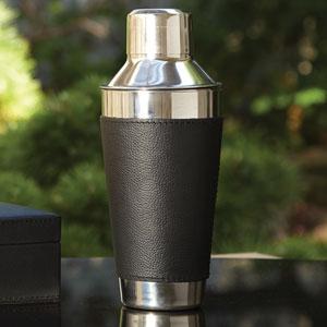 Black Cocktail Shaker