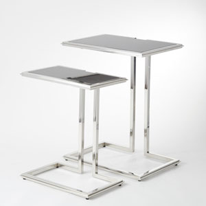 Cozy Up Stainless Steel Large Table