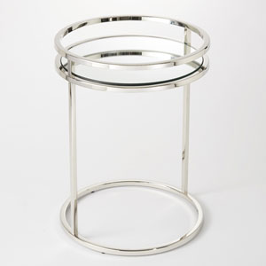 Ring Nickel Table