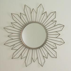 Radiance Nickel Mirror